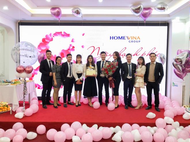 Chính sách hấp dẫn thu hút nhân tài kinh doanh tại Homevina Group ảnh 6