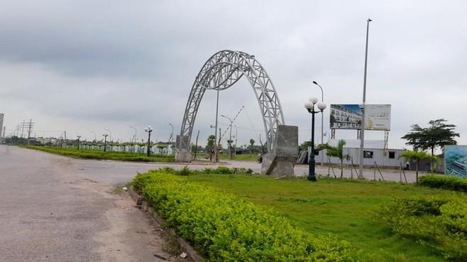 """Bán đất khi chưa đủ điều kiện, chủ đầu tư khu đô thị Kosy Bắc Giang bị đề xuất phạt """"khủng"""" ảnh 1"""