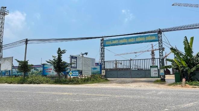Người dân bất an vì đê sông Hồng lún, nứt do thi công dự án nhà máy nước mặt sông Hồng ảnh 5
