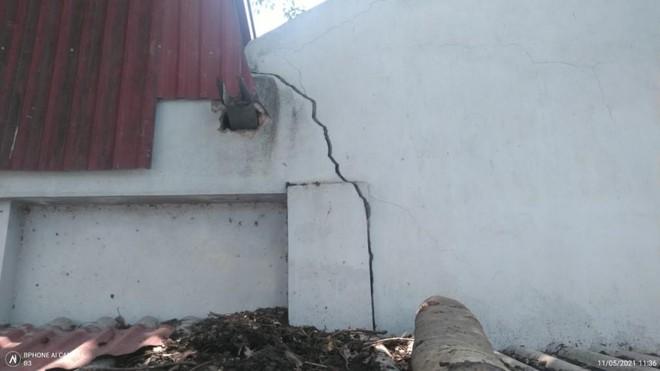 Người dân bất an vì đê sông Hồng lún, nứt do thi công dự án nhà máy nước mặt sông Hồng ảnh 4