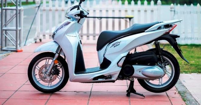 Honda triệu hồi hơn 1.300 xe tay ga SH300 hạng sang nhập khẩu ảnh 1