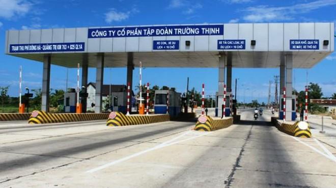Bộ Giao thông đề nghị Quảng Trị mua lại trạm BOT Trường Thịnh trên quốc lộ 1 ảnh 1