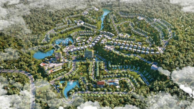 Giá trị độc tôn của dự án Ivory Villas & Resort trên vùng đất di sản Hòa Bình ảnh 1