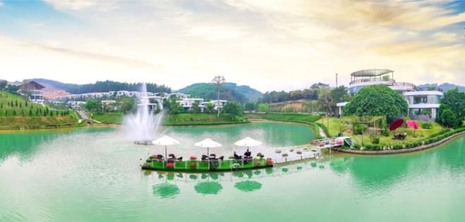 Giá trị độc tôn của dự án Ivory Villas & Resort trên vùng đất di sản Hòa Bình ảnh 2