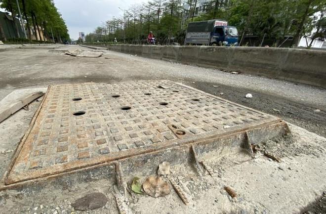 Đường BT Chu Văn An nghìn tỷ: Đất đối ứng đã xây biệt thự bán, hạ tầng dang dở 7 năm chưa xong ảnh 2