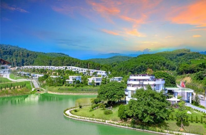 Ivory Villas & Resort: Dự án đầy tâm huyết của Việt Mỹ Group ảnh 1