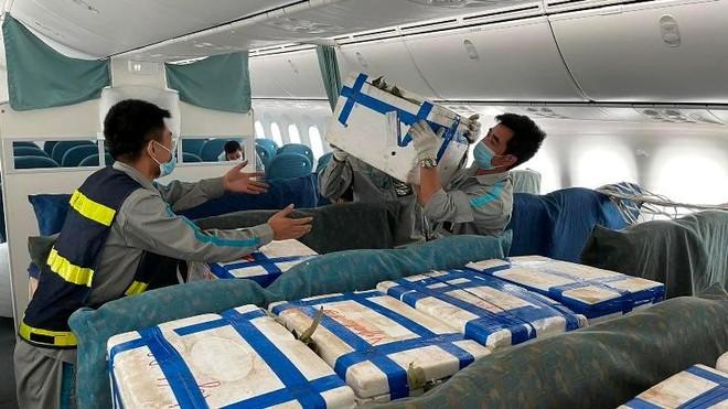 """Chở khách ế ẩm, hàng không chuyển sang """"cõng"""" hàng để vớt vát doanh thu ảnh 1"""