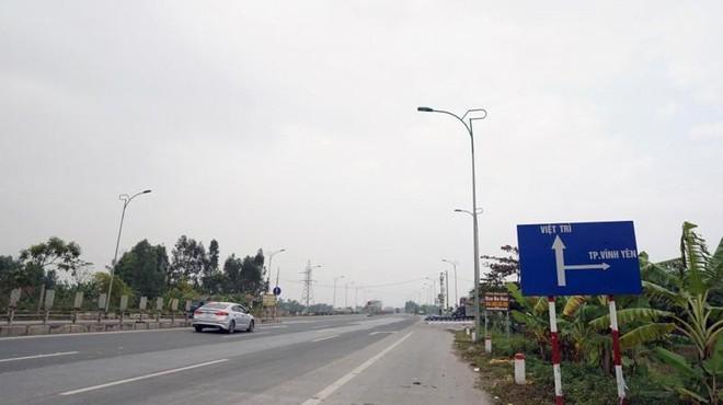 Đề xuất chi hơn 800 tỷ đồng mở rộng 11km quốc lộ 2 Vĩnh Yên- Việt Trì ảnh 1
