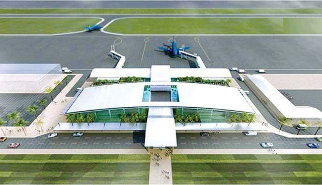 Thành lập Hội đồng thẩm định dự án lập Cảng hàng không Quảng Trị ảnh 1