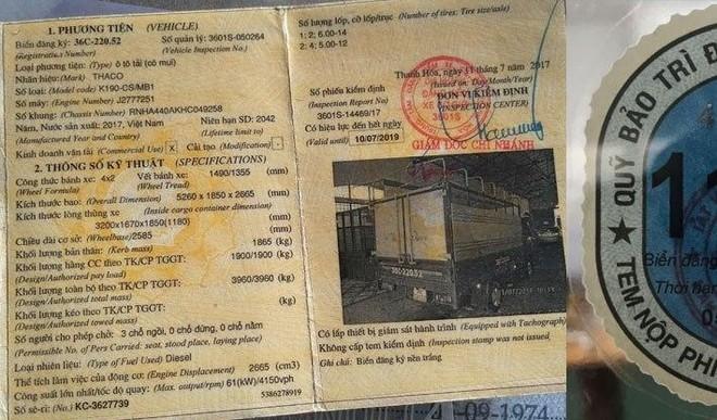 Số hóa đăng kiểm xe cơ giới, tiến tới xóa bỏ giấy chứng nhận bản giấy ảnh 1