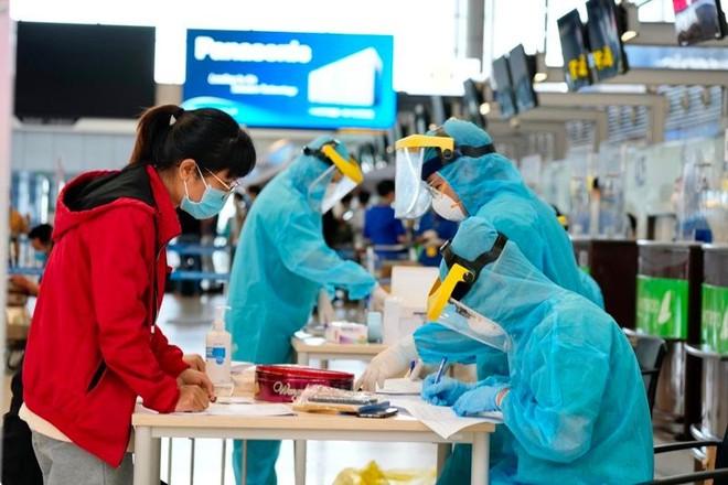 Sân bay Nội Bài mở dịch vụ xét nghiệm nhanh Covid-19 có kết quả sau 30 phút ảnh 5