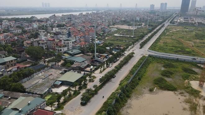 """Đường nối hai cầu Thăng Long - Nhật Tân dài 2,8km: """"Rùa bò"""" 8 năm chưa đến đích ảnh 1"""