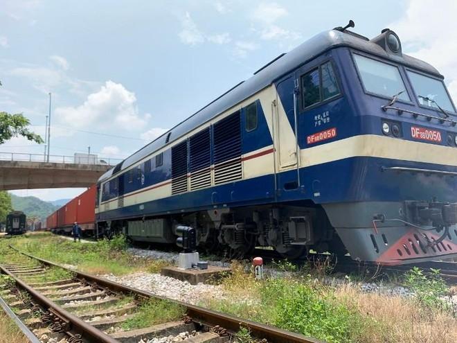 Tàu đường sắt container Việt Nam xuyên Việt chạy thẳng sang Bỉ ảnh 3