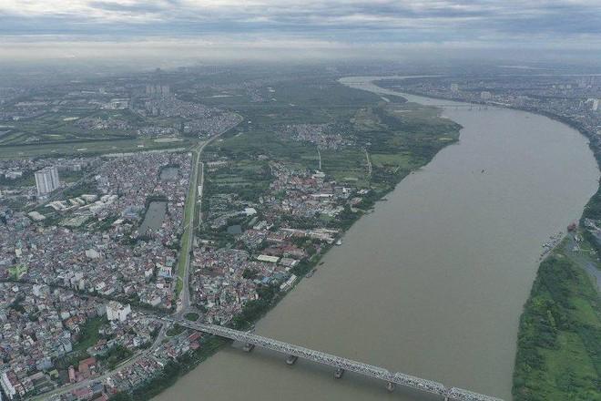 Quy hoạch phân khu đô thị sông Hồng: Bộ NN&PTNT không đồng tình xây đường ven sông, giữ lại một số khu dân cư ảnh 1