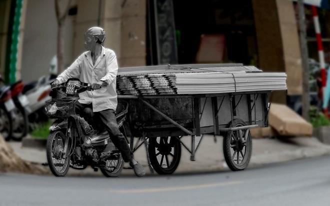 Hà Nội kiểm tra khí thải 5.000 xe máy cũ đang lưu hành từ tháng 9-2021 ảnh 1