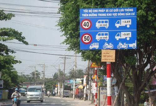 Giảm tốc độ tối đa trong khu dân cư còn 30km/h để giảm tai nạn, có cần thiết? ảnh 1