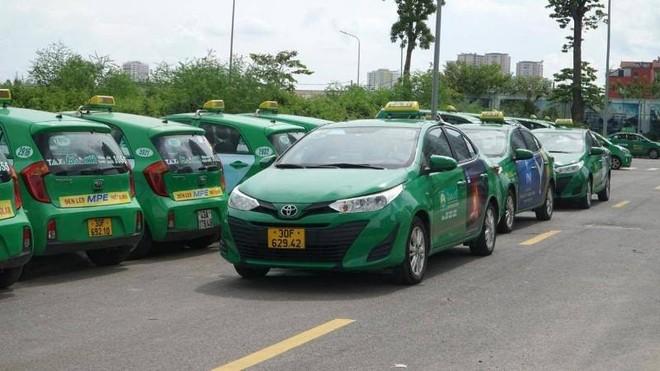 Hà Nội cho phép 50 taxi Mai Linh hoạt động ở sân bay Nội Bài đưa/đón khách ảnh 1