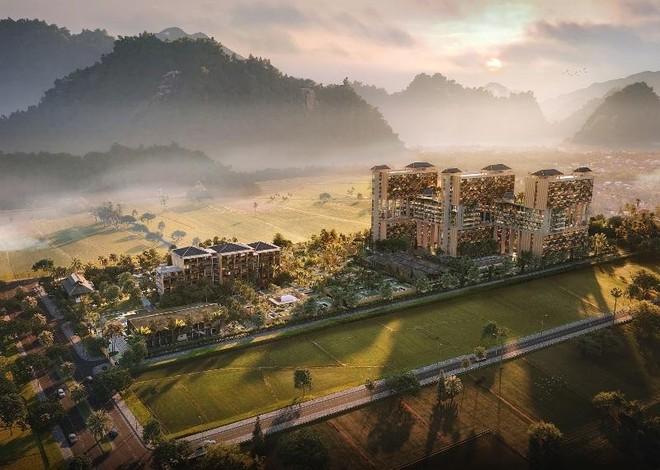 Hòa Bình chưa cho phép dự án khoáng nóng Apec Mandala Sky Villas bán nhà ảnh 1