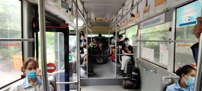 Hơn 200 F1 hoàn thành cách ly tập trung được xe buýt đón về địa phương ảnh 3