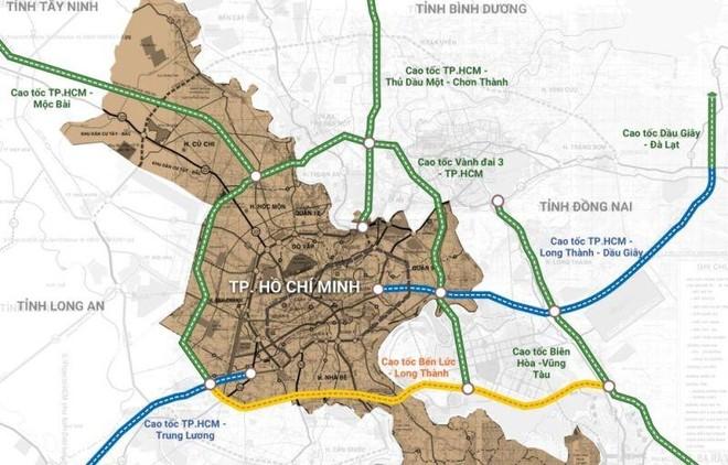 Hơn 24.000 tỷ đồng xây dựng cao tốc nối TP.HCM với Bình Phước ảnh 1