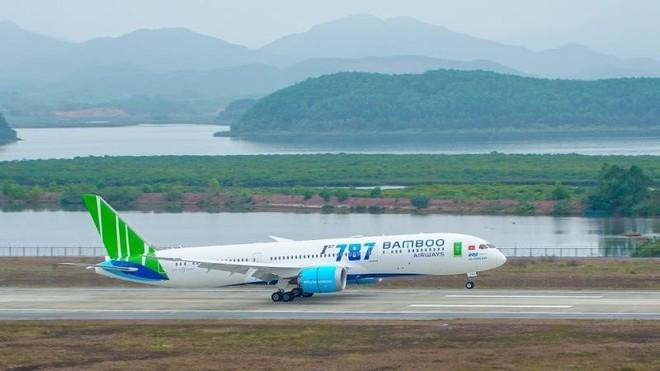 Vì sao nhà chức trách hàng không chưa đồng ý dự án đội tàu bay 100 chiếc của Bamboo Airways? ảnh 1