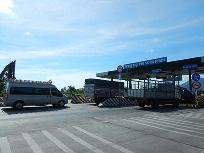Bình Thuận muốn mở rộng phạm vi giảm phí trạm BOT Sông Phan, Tổng cục Đường bộ không đồng ý ảnh 1
