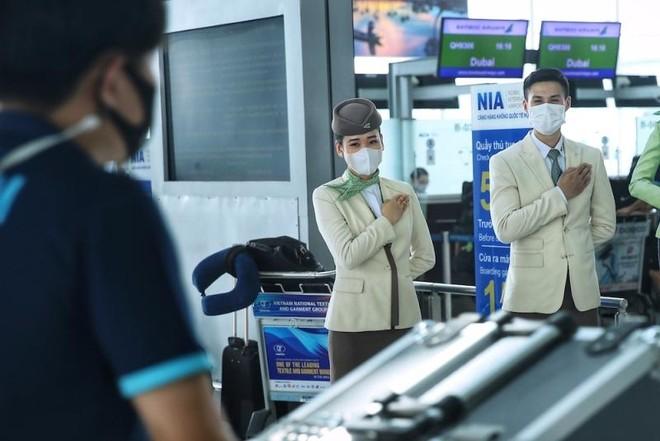 Bamboo Airways được cấp phép 12 chuyến bay thẳng đến Mỹ ảnh 1