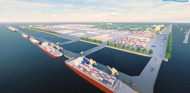 Hơn 2.200 tỷ đồng đầu tư xây dựng cảng tổng hợp Vạn Ninh tại TP Móng Cái ảnh 1