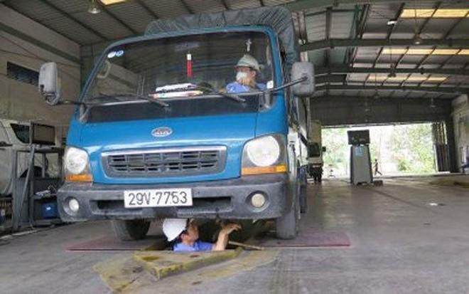Thêm nhiều trường hợp xe bị cảnh báo trên hệ thống đăng kiểm từ ngày 1-10 ảnh 1