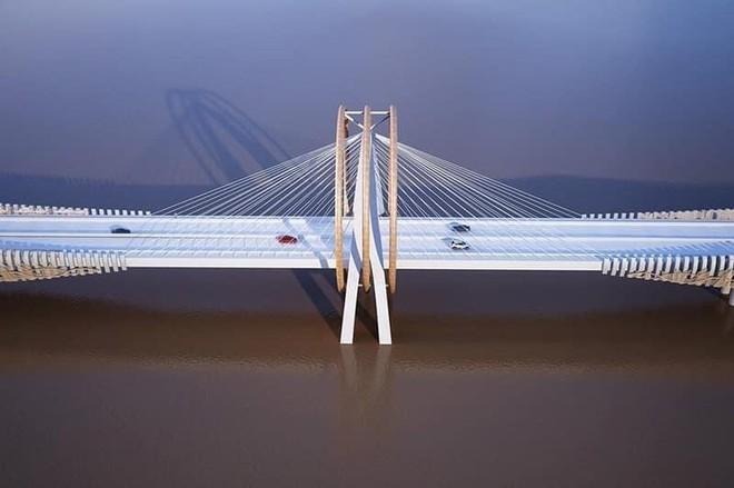 Hà Nội giao Him Lam lập báo cáo nghiên cứu xây cầu Trần Hưng Đạo gần 9.000 tỷ đồng ảnh 1