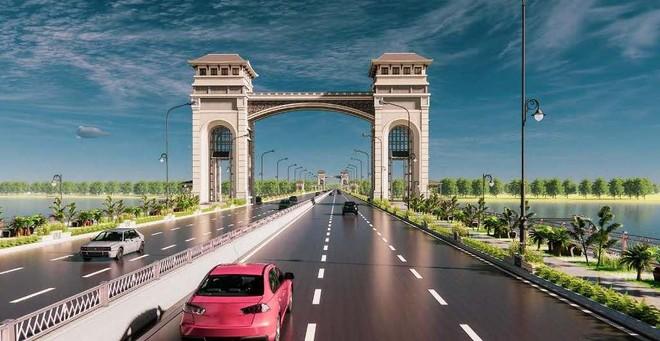 Hà Nội sẽ thi tuyển kiến trúc cầu Trần Hưng Đạo bắc qua sông Hồng ảnh 1