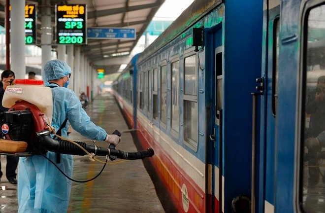Đường sắt tiếp đà thua lỗ bết bát, cả năm 2021 được ấn định đầu tư không quá 20 tỉ đồng ảnh 1