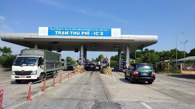 """Bị """"tố"""" chặn cao tốc, ép phương tiện đi đường vòng để thu phí, VEC nói gì? ảnh 2"""