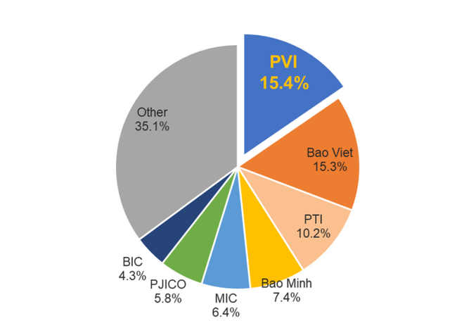 Bảo hiểm PVI ghi lợi nhuận trước thuế hơn 400 tỷ đồng trong 6 tháng đầu năm 2021 ảnh 1