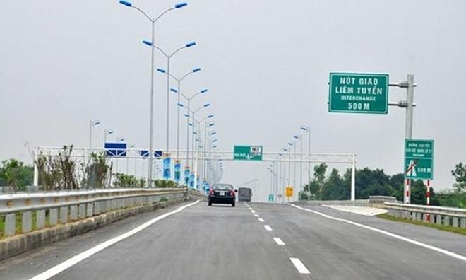 Tổng cục Đường bộ: Không có việc VEC chặn cao tốc, ép xe đi vòng để thu phí ảnh 1