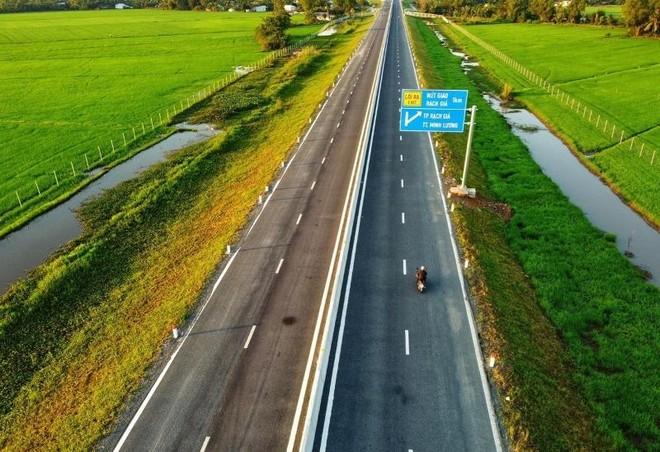 Xem xét nâng cấp đường Cao Lãnh- Lộ Tẻ- Rạch Sỏi thành cao tốc ảnh 1