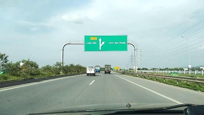 Cầu Xương Giang, Như Nguyệt trên cao tốc Hà Nội- Bắc Giang sẽ được xem xét mở rộng ảnh 1