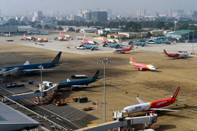 Hàng không nội địa rục rịch lên kế hoạch mở lại đường bay nội địa từ 10-10 ảnh 1