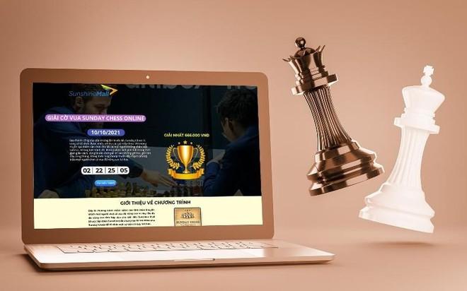 Sunshine Mall đồng hành cùng Sunday Chess Online - sân chơi hấp dẫn kết nối các kỳ thủ ảnh 3