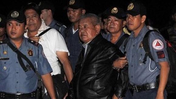 Philippines bắt thêm 1 nghi can ảnh 1