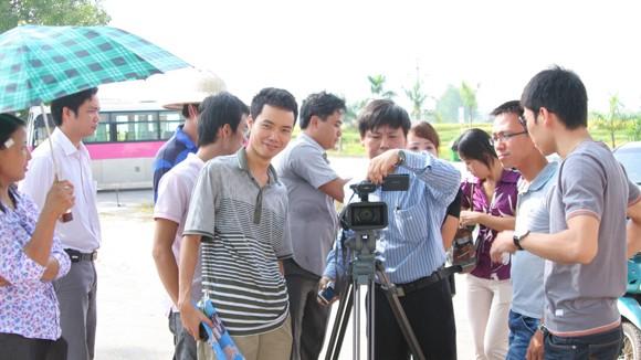 Khai giảng lớp học quay phim miễn phí ảnh 1