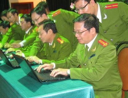 Tổng cục Cảnh sát phòng chống tội phạm tổ chức bầu chọn Vịnh Hạ Long