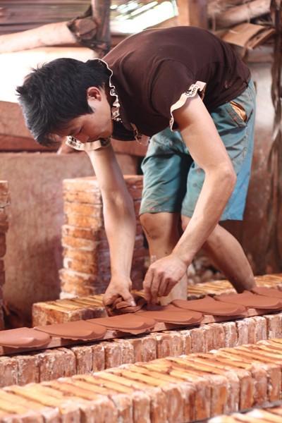 Nét đẹp người lao động ở làng gốm Kim Lan ảnh 7