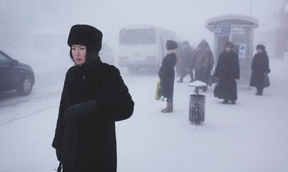 Cuộc sống tại nơi lạnh nhất thế giới ảnh 5