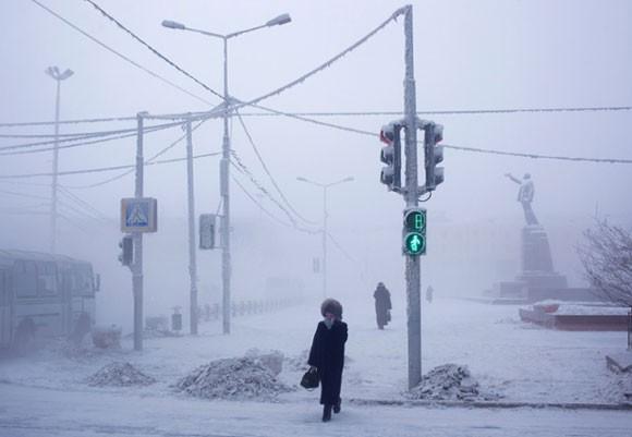 Cuộc sống tại nơi lạnh nhất thế giới ảnh 1