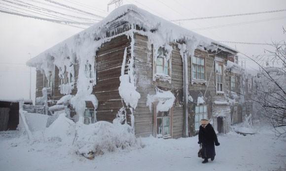 Cuộc sống tại nơi lạnh nhất thế giới ảnh 3