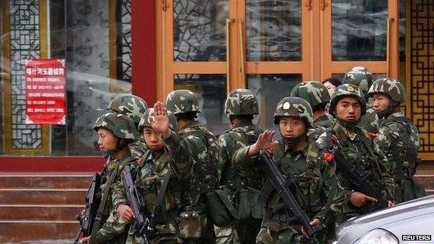 Trung Quốc triệt phá các tổ chức khủng bố tại Tân Cương ảnh 1