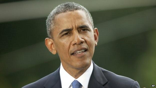 Tổng thống Obama ban hành luật dự luật quyền đồng tính ảnh 1