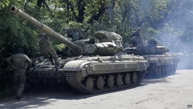 EU cảnh cáo Nga về lệnh trừng phạt mới liên quan tình hình quân sự tại Ukraine ảnh 2