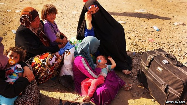Isis tuyên bố thành lập nhà nước Hồi giáo ở Iraq và Syria ảnh 1
